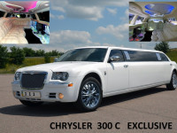 ЛИМУЗИНЫ CHRYSLER С 300. Б.Церковь, КИЕВ
