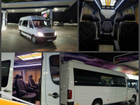 Аренда микроавтобуса Черкассы, буса, трансфер,пассажирские перевозки Польша,Варшава