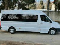 Мікроавтобус 21 місце. Пасажирські перевезення, замовлення мікроавтобуса