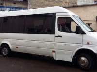 Замовити автобус на 21 місце.