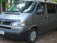 Заказ микроавтобуса водителем Сумы Volkswagen Caravella