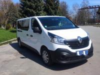 Бус 8 місць пасажирські та вантажні перевезення по Україні та Європі