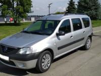 Аренда авто Dacia Logan MCV универсал с водителем Киев