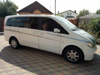 Пассажирские перевозки Аренда микроавтобуса Mercedes Vito