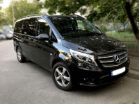 Пассажирские перевозки VIP на автомобиле Mercedes Vito Tourer 2017 год