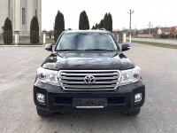 Аренда авто Toyota Land Cruiser с водителем Днепр