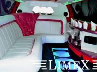 Лимузин Excalibur Phantom Pink