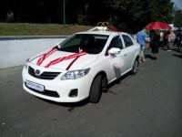 Услуги легкового автомобиля Toyota