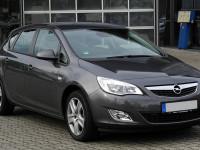 Аренда авто Opel astra с водителем Киев