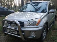 Пассажирские перевозки Toyota RAV4