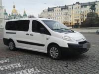 Аренда микроавтобуса 8 мест с водителем Киев
