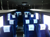 Аренда автобуса 18 и 21 место