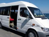 Заказ микроавтобуса в Одессе