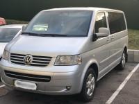 Аренда микроавтобуса Volkswagen Multivan с водителем Киев