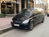 Грузопассажирские перевозки микроавтобусом Mercedes Vito