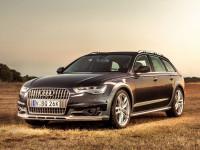 Аренда авто Audi A6 allroad с водителем Киев
