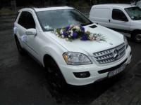 Прокат авто на свадьбу Mercedes ML,E-class