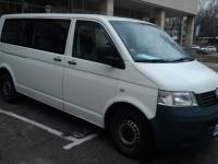 Аренда  микроавтобуса Фольксваген Каравелла Т5 с