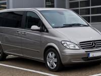Заказ микроавтобуса Mercedes Vito с водителем Киев и по всей территории Украины
