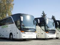 Пасажирські перевезення Греция Болгария  оренда автобуса Чернівці