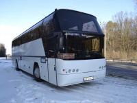 Пасажирські перевезення (оренда, замовлення автобуса 49 місць)