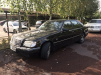Аренда Mercedes-Benz 140W