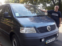 Пассажирские перевозки Volkswagen T5 Caravelle Александрия