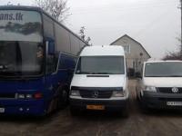 Пассажирские перевозки Черкассы по Украине и за рубежем