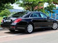 084 Mercedes W222 S500L vip аренда