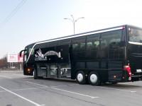 Пассажирские перевозки Чернигов. Заказ автобуса VIP Setra417 с водителем