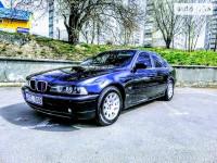 Аренда авто BMW530 с водителем Ровно