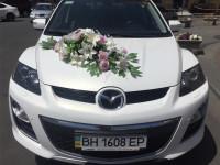 Аренда, прокат , Mazda CX-7 с водителем Одесса